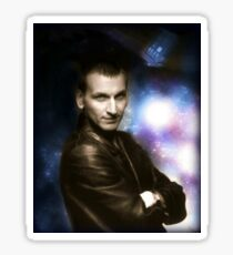 Ninth Doctor - Christopher Eccleston Sticker