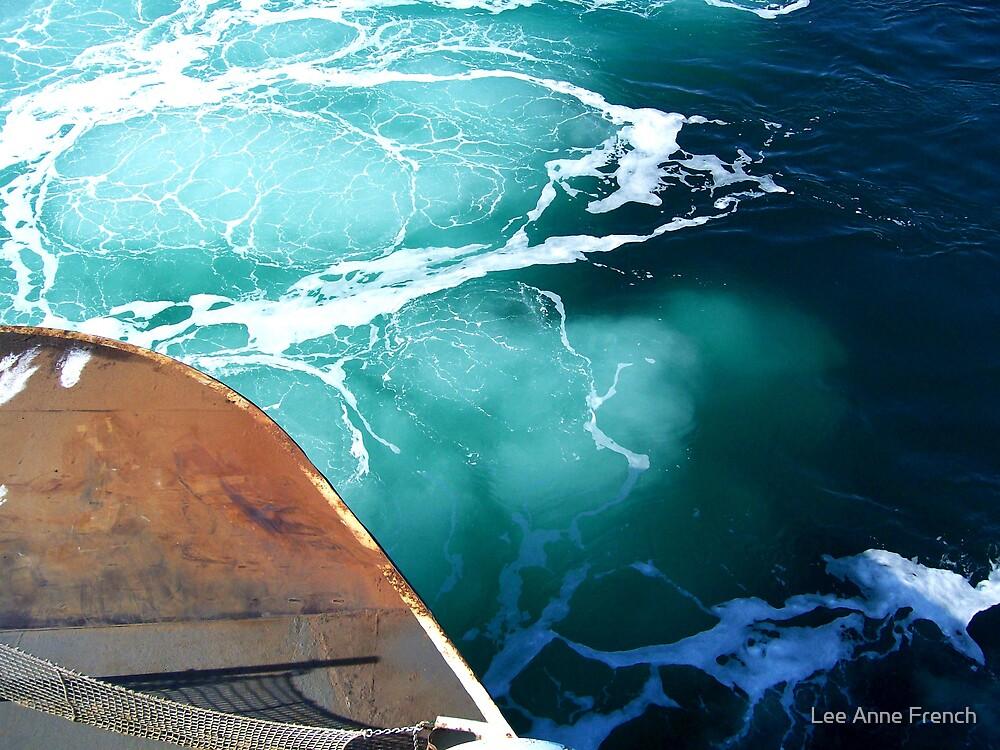 Sea Foam 2 by Lee Anne French