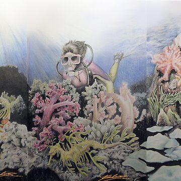 Complete Ocean series by kelvinlee