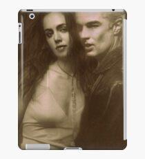 Spike and Faith Lehane iPad Case/Skin