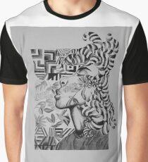 Melanin Flower Child  Graphic T-Shirt