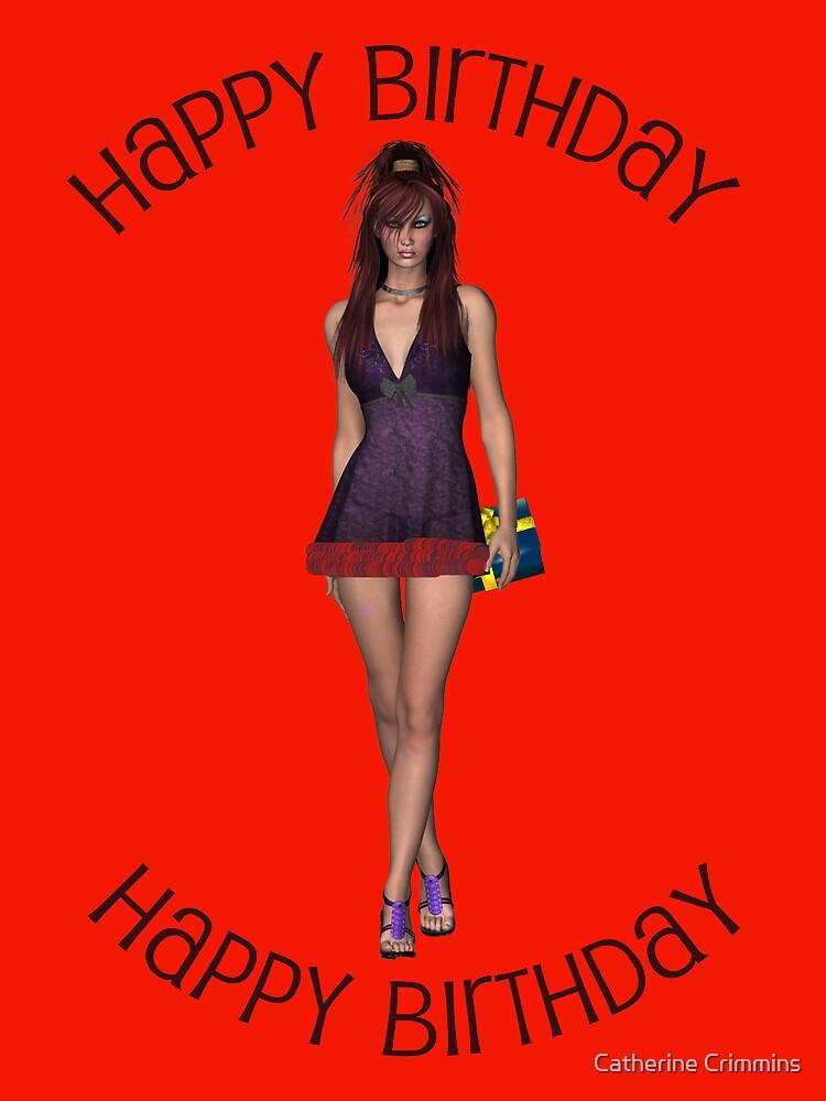 Happy Birthday by Catherine Crimmins