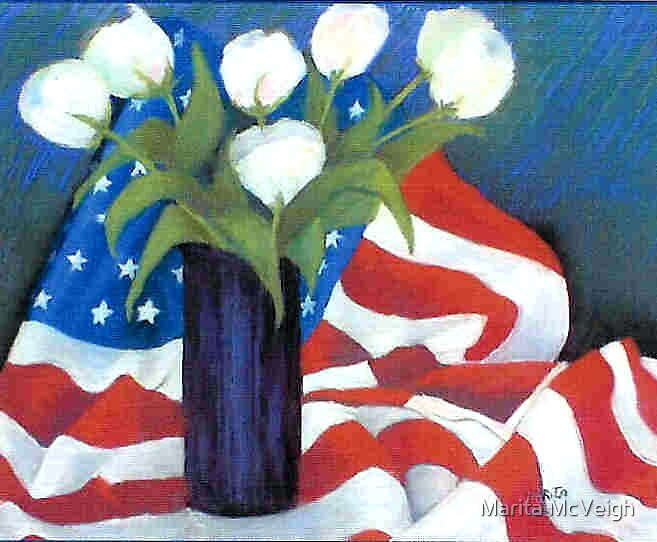 Rememberance 9/11 by Marita McVeigh
