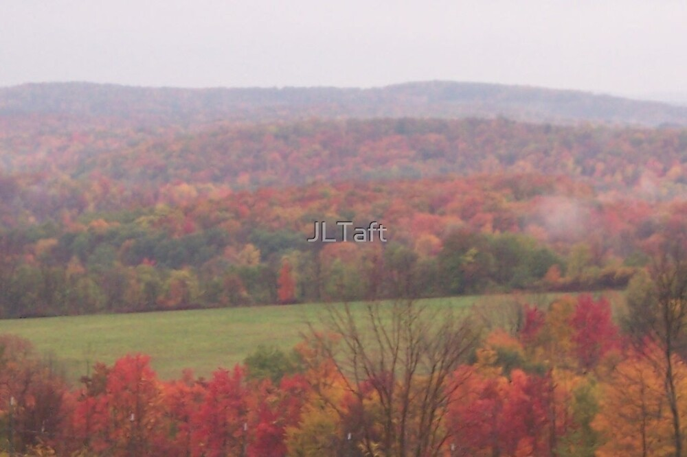 Foggie Hills by JLTaft