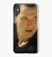 The Ninth Doctor - Christopher Eccleston iPhone Case/Skin