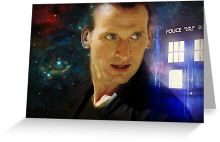 The Ninth Doctor - Christopher Eccleston by SarahJAG
