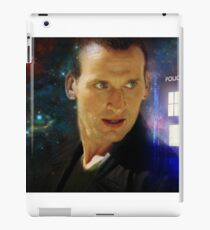 The Ninth Doctor - Christopher Eccleston iPad Case/Skin