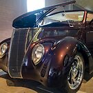 Auction Ready 37 Ford by barkeypf