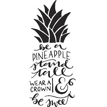 Pineapple by raphaeell