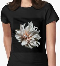 Dahlia Divine Womens Fitted T-Shirt