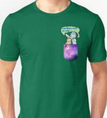 Rick and Morty Pocket Shirt Unisex T-Shirt