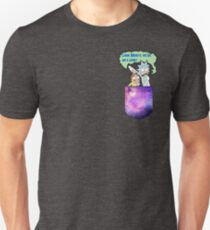 Rick and Morty Pocket Shirt Unisex T-Shirt