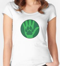 Beast Boi Women's Fitted Scoop T-Shirt