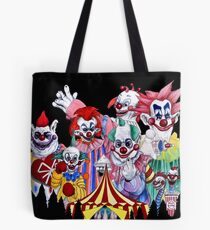 Killer Klowns From Outer Space! Tote Bag