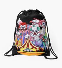 Killer Klowns From Outer Space! Drawstring Bag