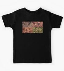 Fall Autumn Leaves 4 Color Design Pattern Kids Clothes