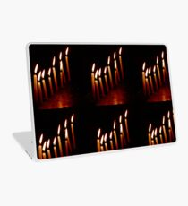 Candles Laptop Skin