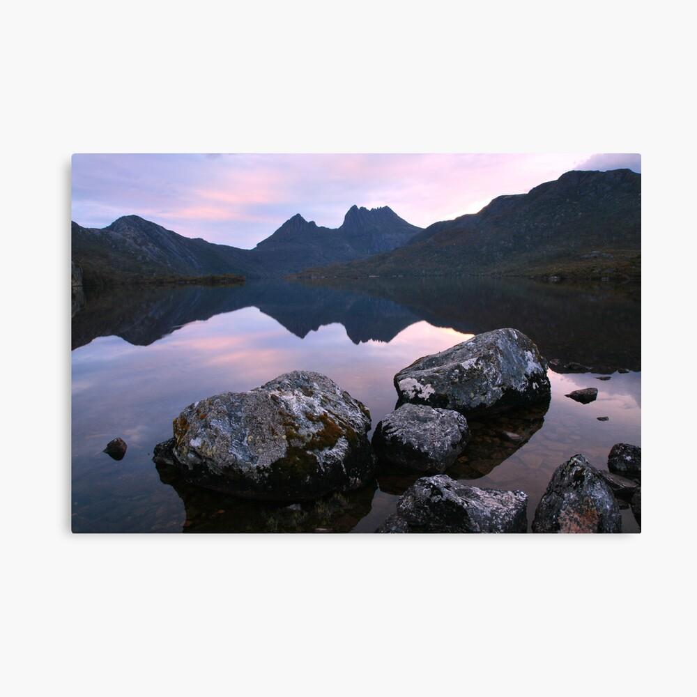 Dove Lake Dawn, Cradle Mountain, Tasmania Canvas Print