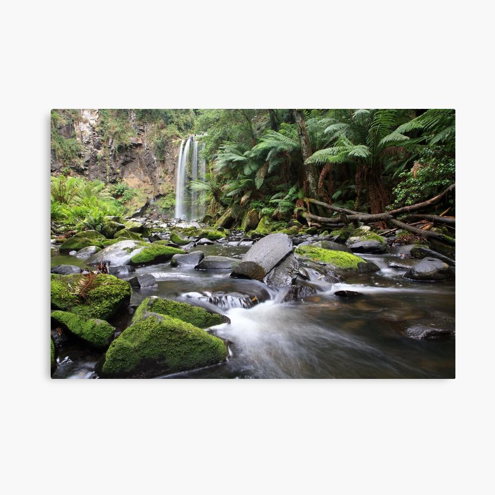 Hopetoun Falls, Otway Ranges, Australia Canvas Print