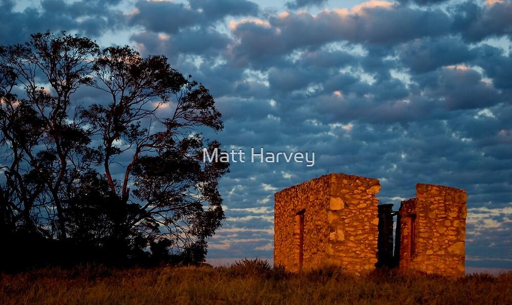 Old Times by Matt Harvey