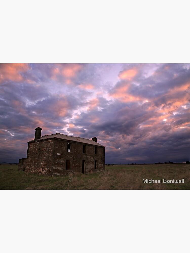 Moolort Bluestone Building (Circa 1865), Australia by Chockstone