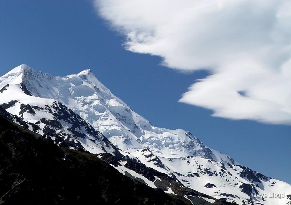 Alpine View by Dave Lloyd