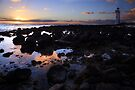 Port Fairy Lighthouse, Australia by Michael Boniwell