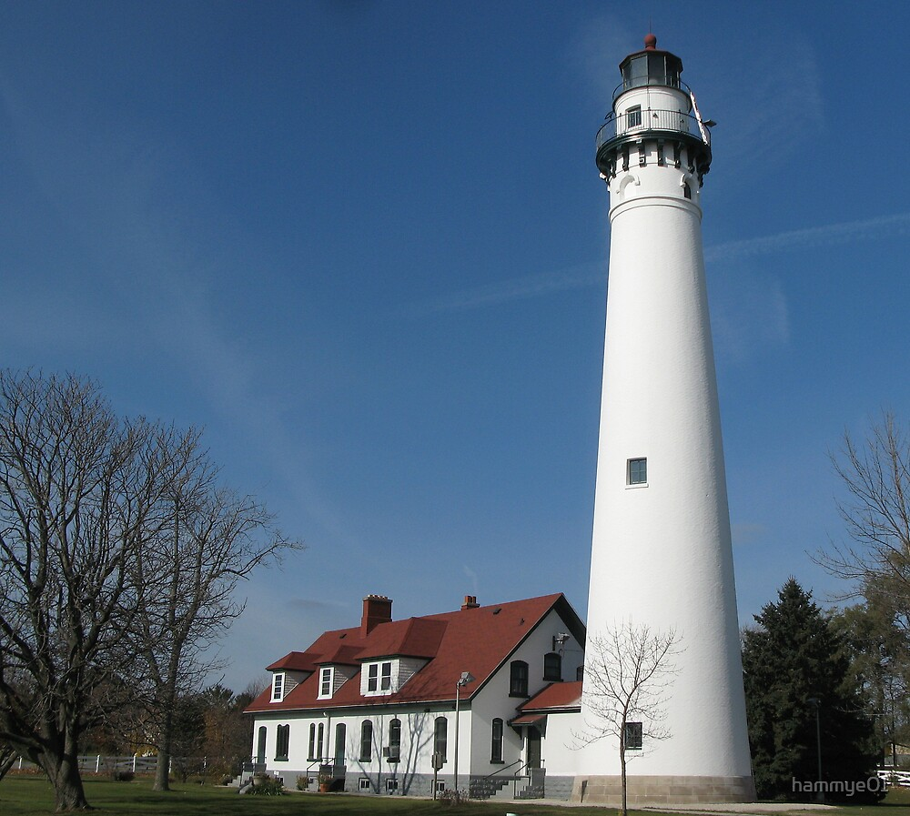 Wind Point Lighthouse by hammye01