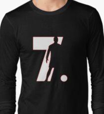 cristiano ronaldo , cr7 Long Sleeve T-Shirt