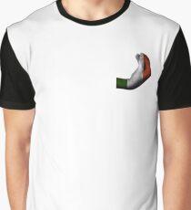 Italian Hand Gesture Graphic T-Shirt
