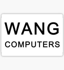 Wang Computers - Martin Prince The Simpsons Sticker