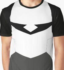 Black Paladin Armor Graphic T-Shirt