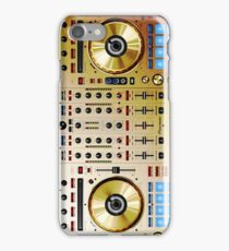 DJ-SX-N In Limited Edition Gold Colorway iPhone Case/Skin