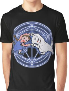 Fullmetal Fusion Ha! ver.original Graphic T-Shirt