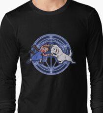 Fullmetal Fusion Ha! ver.original Long Sleeve T-Shirt