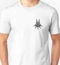 YoRHa - Black Insignia - Corner print Unisex T-Shirt