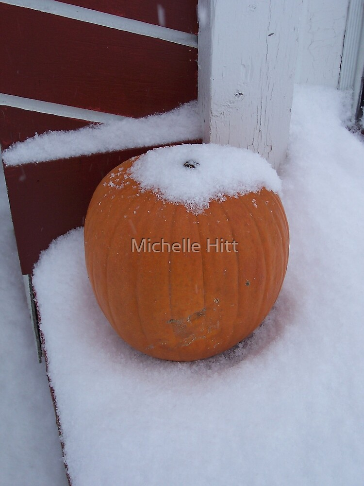 Snowdusted by Michelle Hitt
