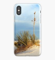 White Sands Evening iPhone Case
