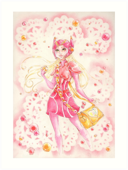 Honey Lemon Watercolor  by aini