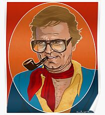 Charles Nelson Reilly  Poster
