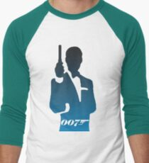 007 Men's Baseball ¾ T-Shirt