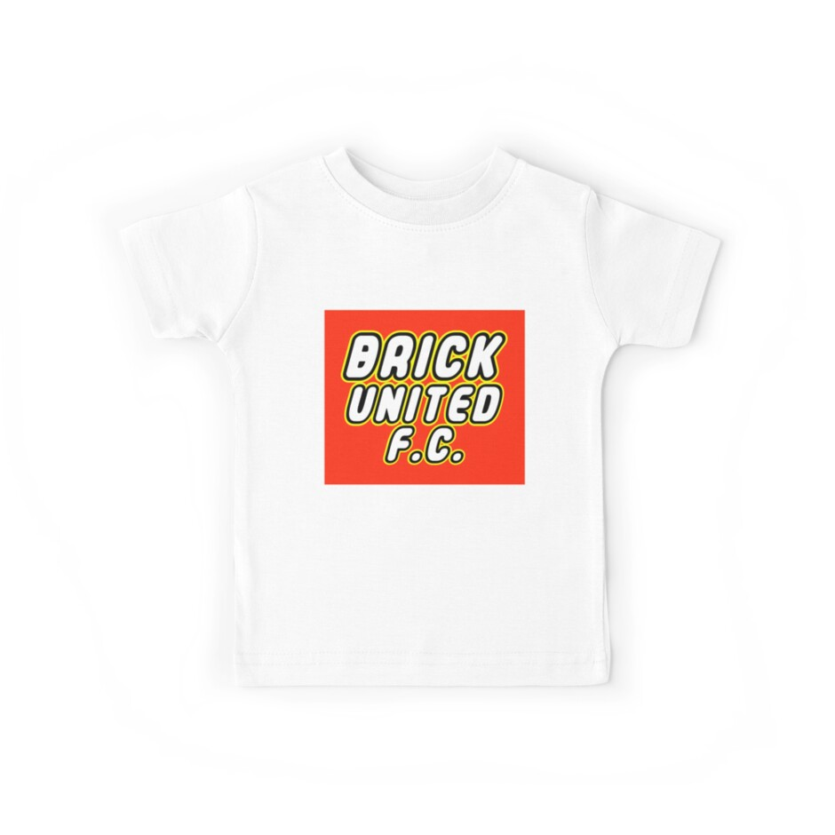 BRICK UNITED FC by Customize My Minifig