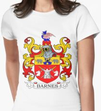 Barnes Coat of Arms Women's Fitted T-Shirt