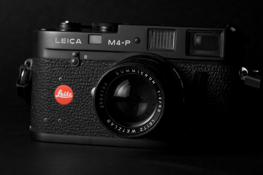 Leica Loving by Craig Goldsmith
