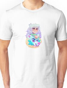 bakura but he is a straight up furry Unisex T-Shirt