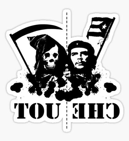 TouChe (One mans Freedom Fighter is another mans Terrorist) Sticker