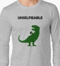 Unselfieable T-Rex T-Shirt