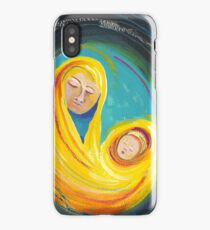 In Her Arms iPhone Case