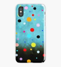 Dress - RUTH FITTA-SCHULZ - Polka Dots Abstract Vintage Art iPhone Case