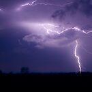 ground/cloud burst by Don Cox